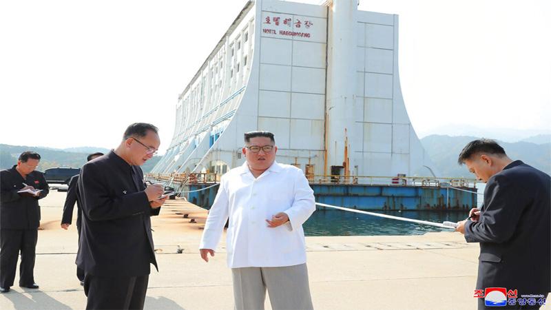 N. Korea proposes talks on destroying S. Korean facilities
