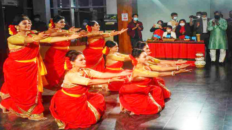 Bangladesh Shilpakala Academy arranges Nabanna Uthsab 1427
