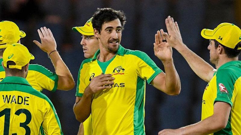 Aussie pacers dominate West Indies in series opener