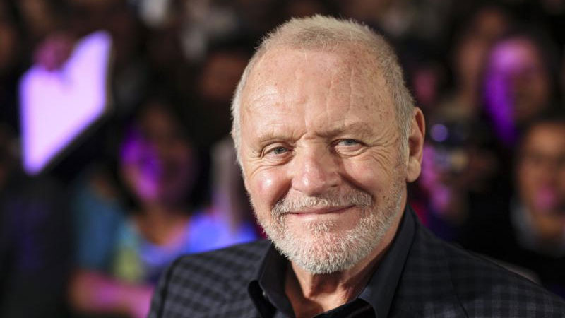 Anthony Hopkins wins best actor Oscar for 'The Father'