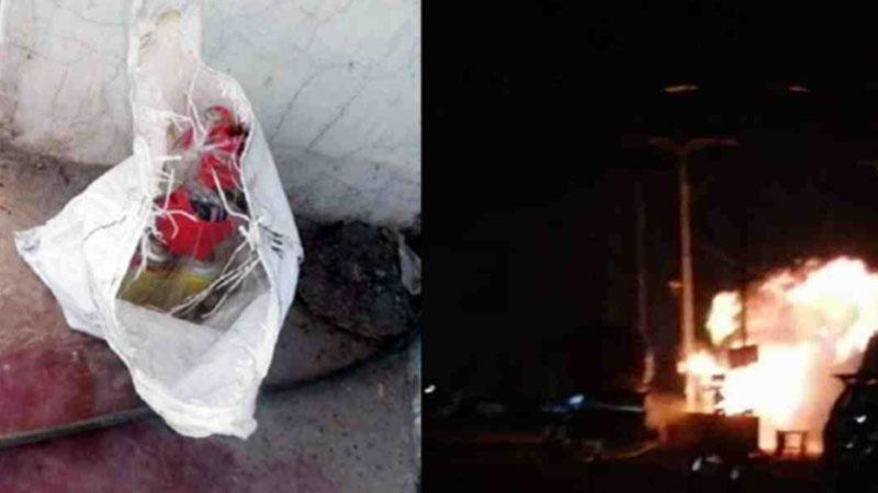 IED bomb found in Narayanganj police box