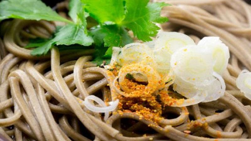 Japanese soba noodles recipe