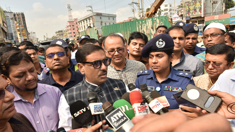 Road Transport Act aimed at bringing discipline on roads: Quader