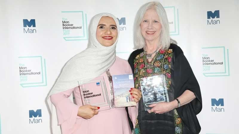 Omani writer wins Man Booker literature prize