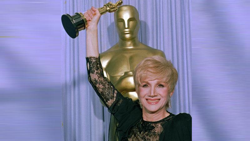 Olympia Dukakis, Oscar-winning 'Moonstruck' star, dies at 89