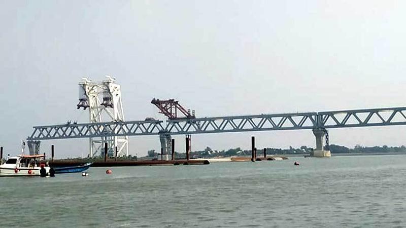 Most challenging task of Padma Bridge done