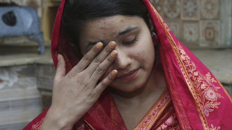 629 Pakistani girls sold as brides to China