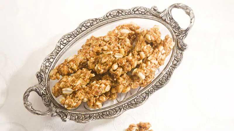 Peanut Gajak Recipe