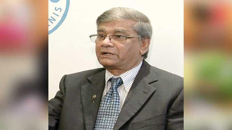 Mannan urges int'l community to resolve Rohingya crisis