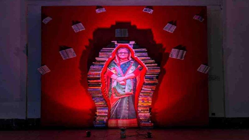 BSA starts month-long exhibition marking PM Sheikh Hasina's birthday