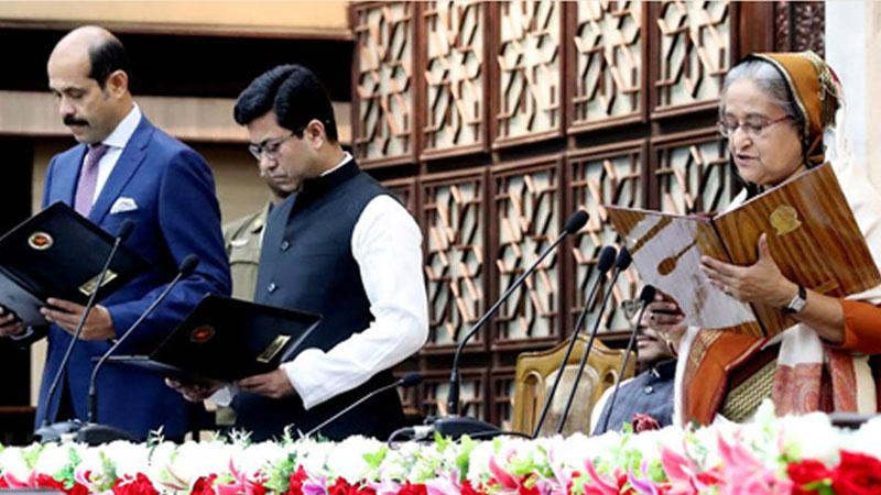 New Dhaka mayors, Councillors take oath