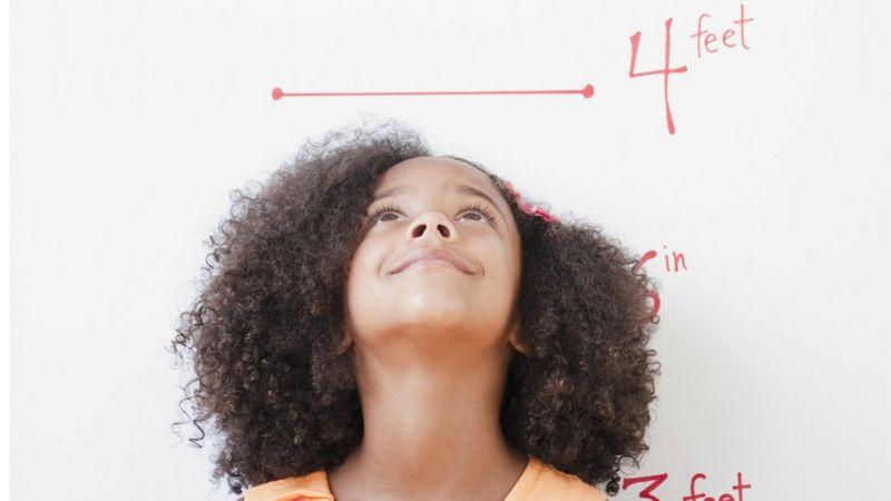 Poor diet linked to 20cm height gap