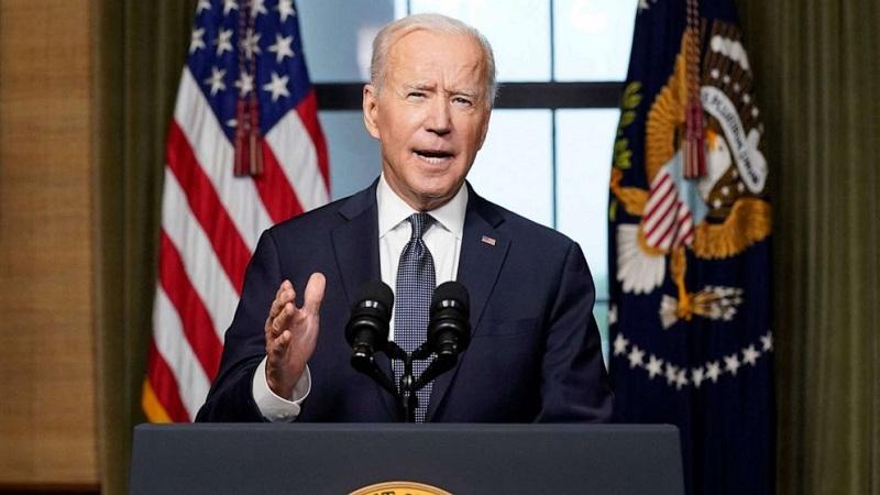 'It's time to end America's longest war': Biden