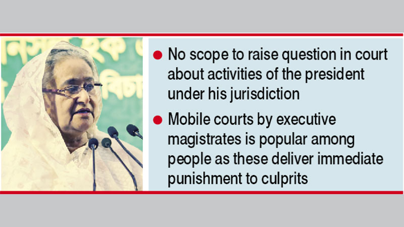 Govt planning to introduce virtual court: PM
