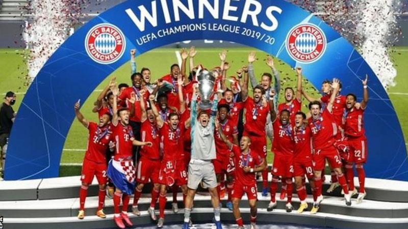Bayern beat PSG 1-0 to win sixth Champions League title