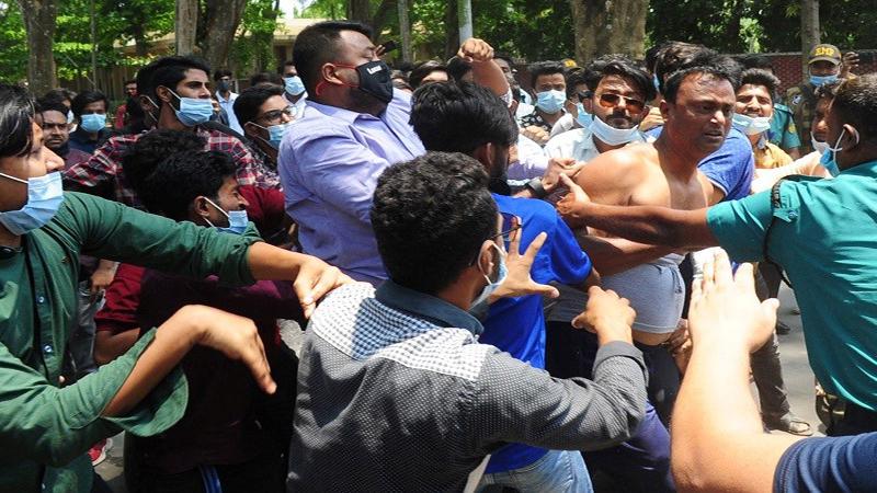 Corruption engulfing public universities