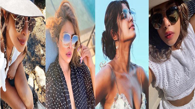 Priyanka Chopra's summer style