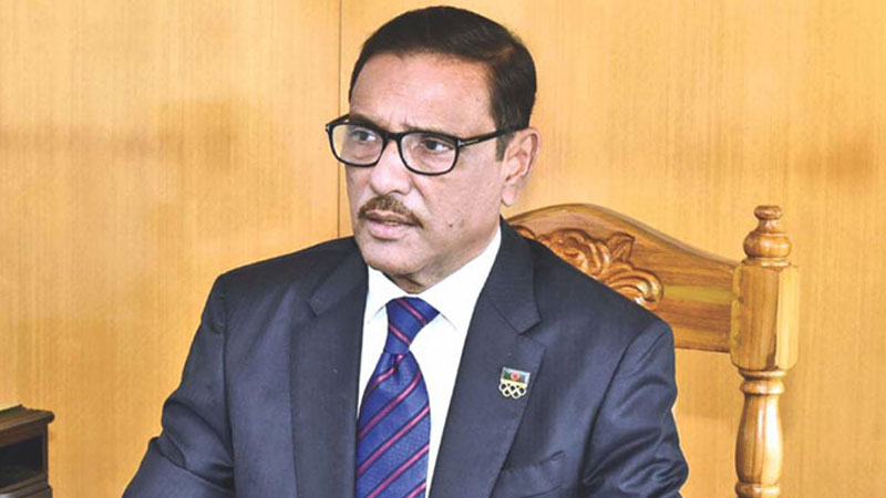 Govt imposes strict restrictions to protect lives: Quader