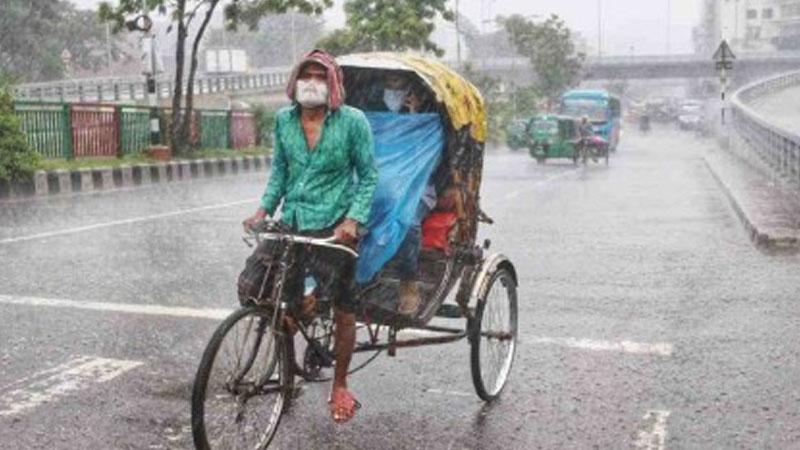Rain, thundershowers likely