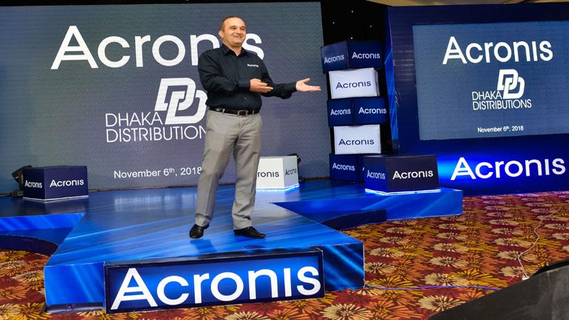 Acronis debuts in Bangladesh