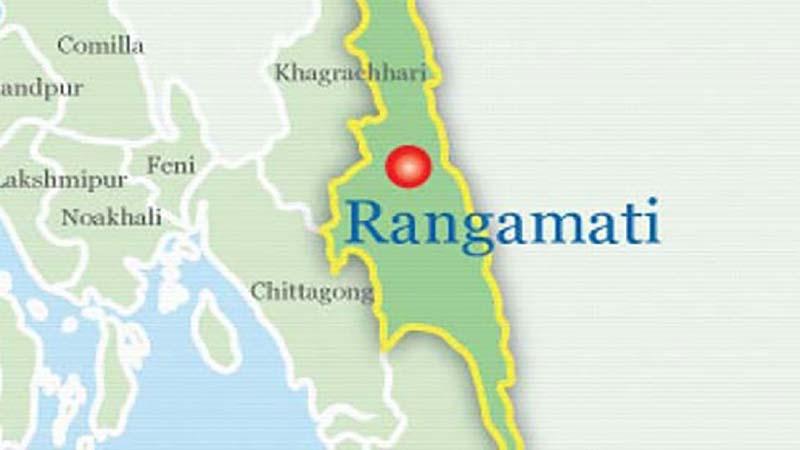 JSS member gunned down in Baghaichari