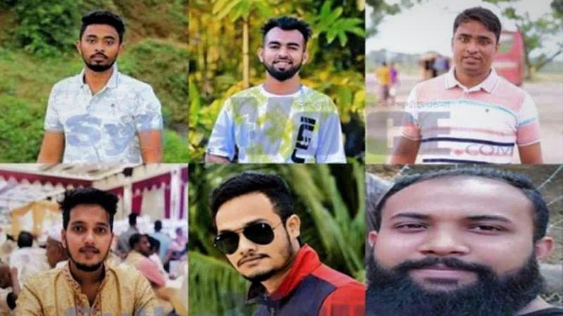 Sylhet MC College rape: 3 others put on 5-day remand