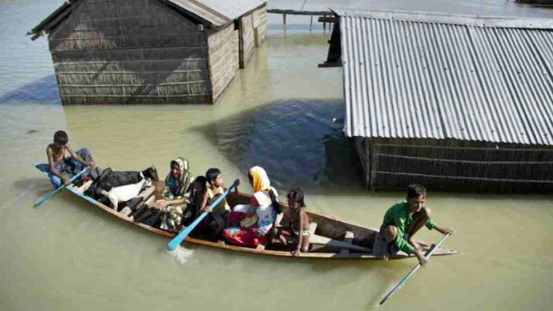 Bangladesh: Rising sea-level to deprive 20m people of homes by 2050