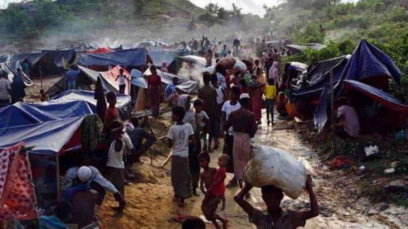 Dhaka seeks solution to Rohingya crisis, wants Asia's prosperity