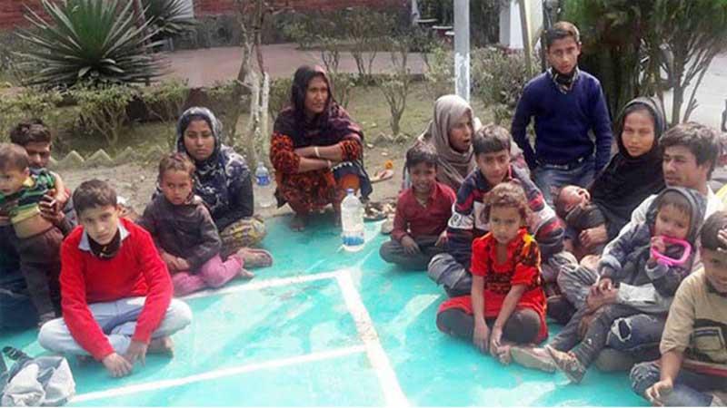 16 Rohingyas held in Cumilla