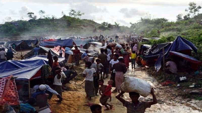 UN seeks $920m to meet massive Rohingya needs