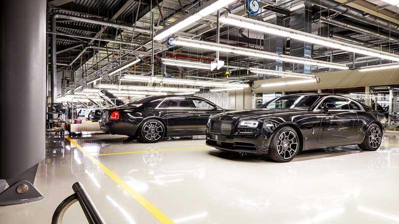 Rolls-Royce breaks record for luxury car sales