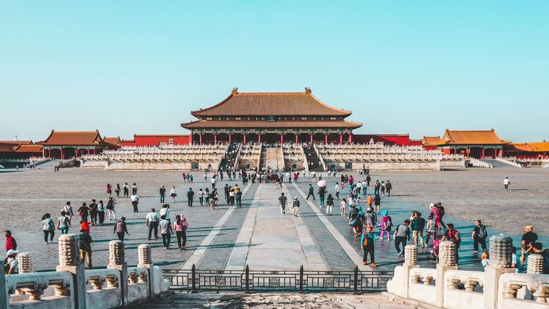 Beijing reopens Forbidden City in time for May Day holiday