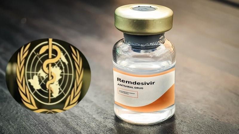WHO advises against remdesivir for coronavirus treatment