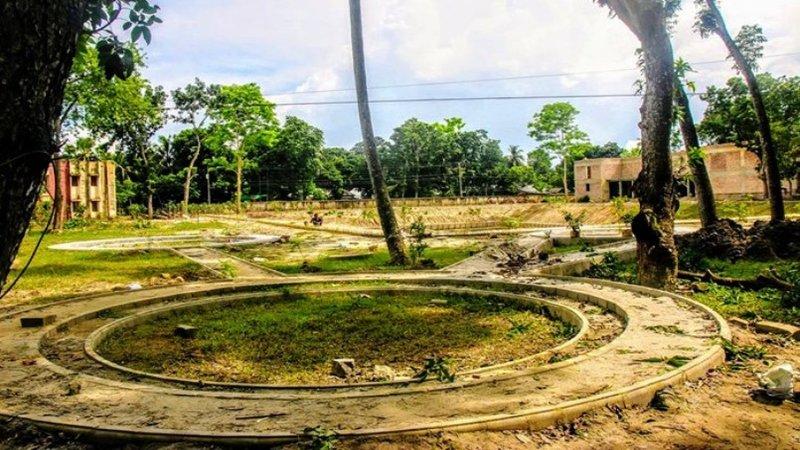 How a shabby Upazila Parishad was transformed in Faridpur