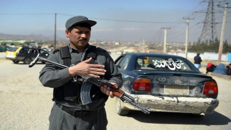 Gunmen storm Sikh temple in Kabul assault