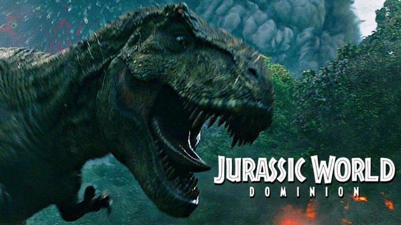 Jurassic World: Dominion returns to set