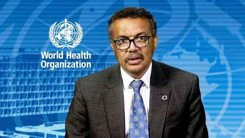 Expect 'lengthy' pandemic, warns WHO