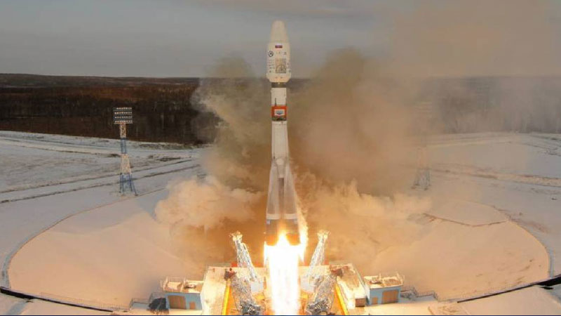 Russia restores control over derailed weather satellite