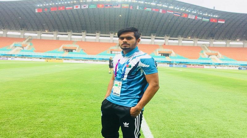 Saad Uddin aspirant about home match against India