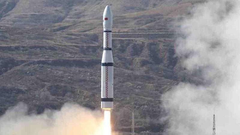 China sends 13 satellites into orbit with single rocket