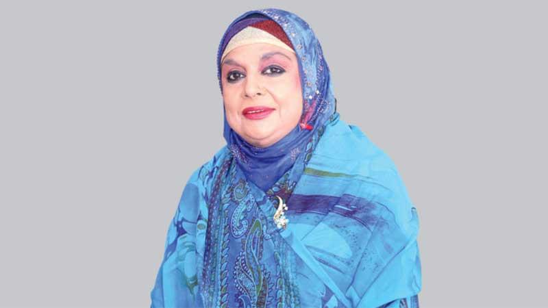 Celebrated singer Shahnaz Rahmatullah passes away