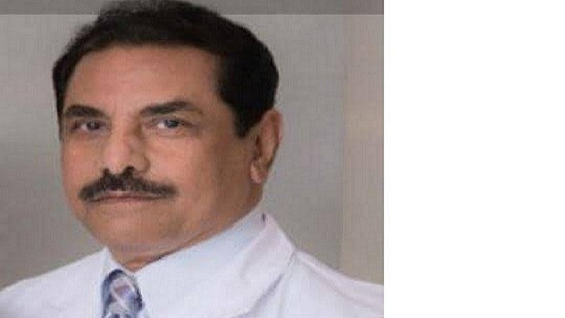 Dental surgeon Sharif Ahmed passes away