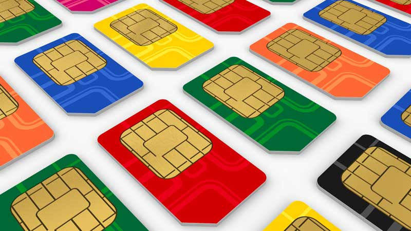 1 lakh registered active mobile SIM seized in Ctg