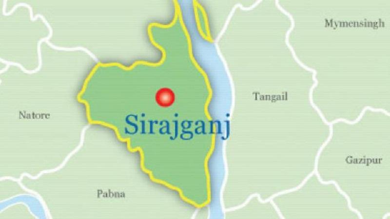 Woman strangulated to death 'by husband' in Sirajganj