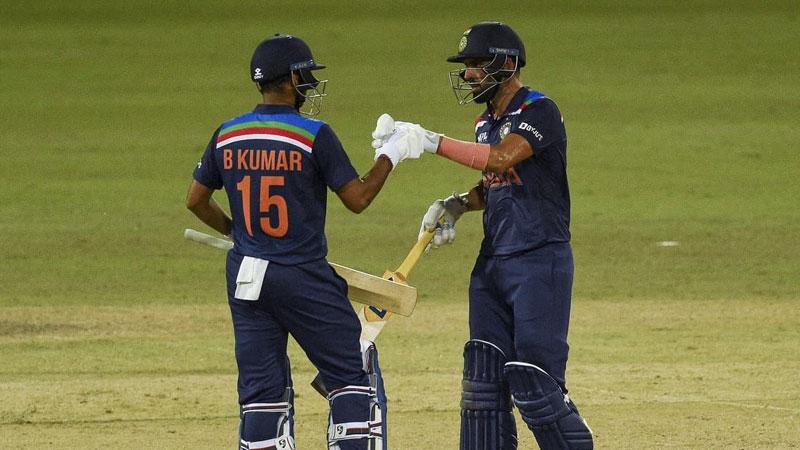 Chahar powers India to ODI series win over Sri Lanka