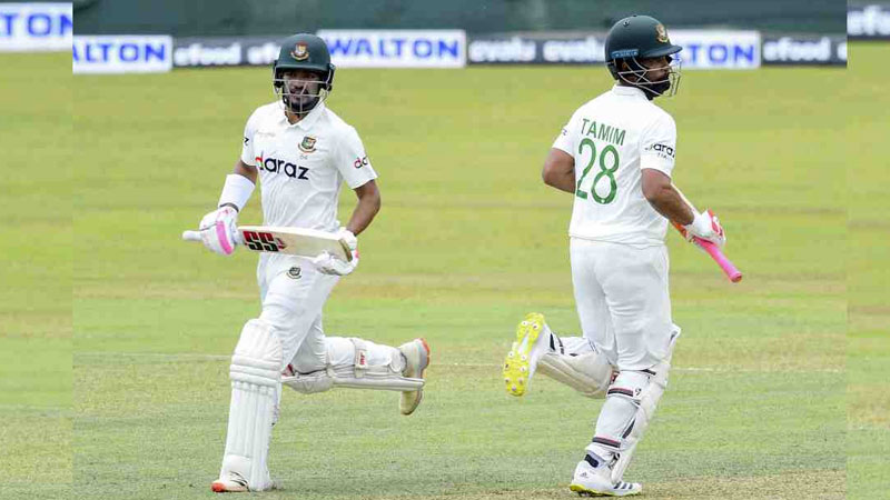 We should play spin better: Najmul Hossain