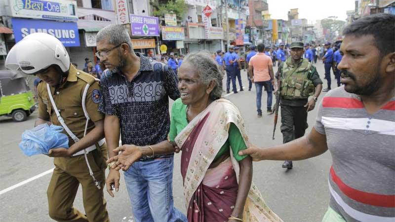 2 more explosions hit Sri Lanka