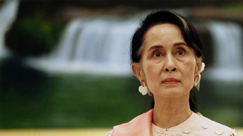 Talks with Cameron: Suu Kyi lies over Rohingyas' identity