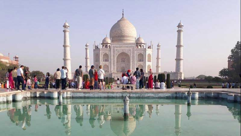 Taj Mahal finds new means to curb overtourism