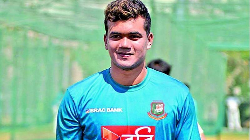 Injured Taskin confident of playing ODIs against West Indies